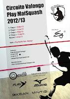 Circuito Valongo Play MaiSquash 2012/13