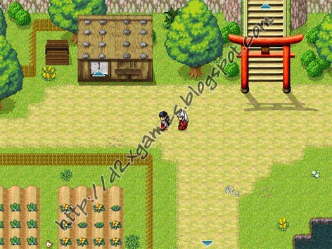 Free Download Games - Inuyasha Tamashi
