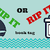 SHIP it OR RIP it book tag