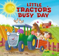 The Busy Little Tractor