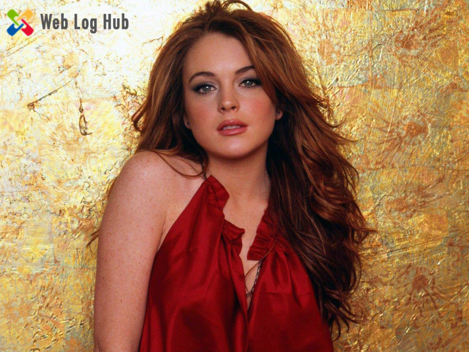 Lindsay Lohan ran naked in store - Web Log Hub