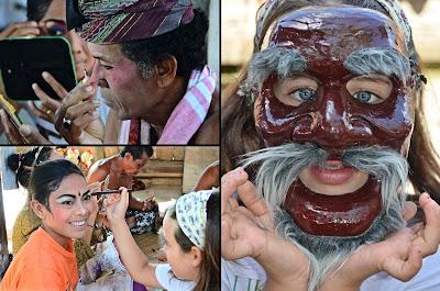 Danza Barong Bali 2013 rebeccatrex