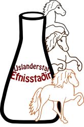 Efnisstaðir in het kort
