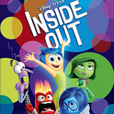 Inside Out Will Appear On Blu-ray and DVD on November 3rd