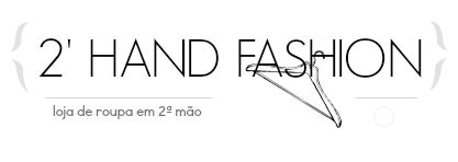 Second Hand Fashion - Online Shop