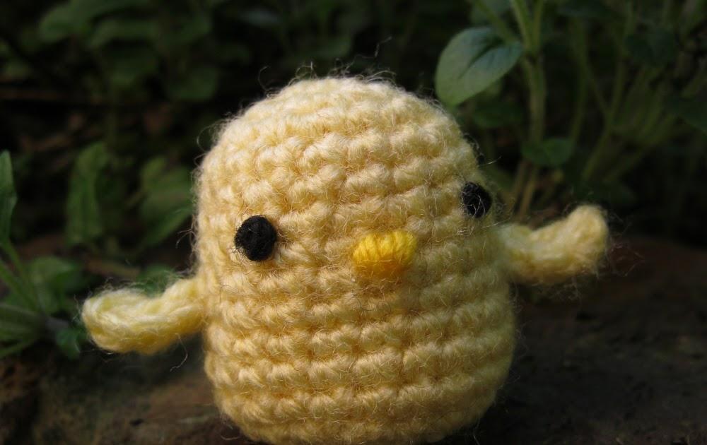 Sheep Amigurumi Crochet Pattern : LucyRavenscar - Crochet Creatures: Tiny Chick - Free ...