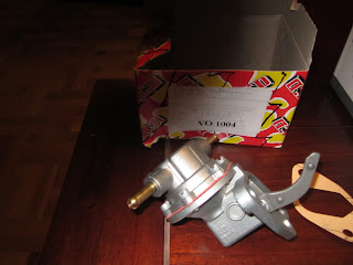 After market Fuel pump Volvo 122S