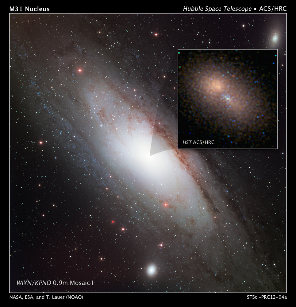 14 Curiosidades sobre la Galaxia Andrómeda