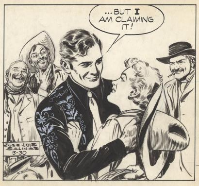 A Single Panel: Cisco Kid