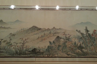 Endless Autumn Mountains ad Shanghai Museum