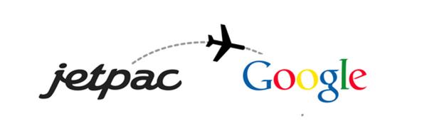 Jetpac Y Google