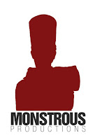 Monstrous Productions logo