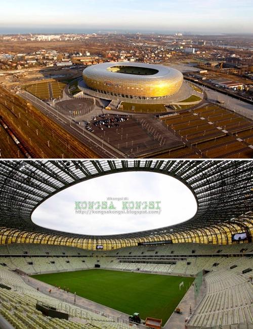 PGE Arena, Gdansk, Poland