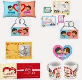 Amazon: Buy Valentines Gifts Combo upto 91% off from Rs. 53