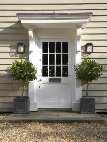 Kensington Bliss Loving The XL Front Porch Planters - Front door planters