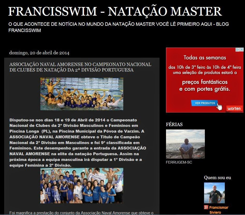 BLOGGER FRANCISSWIN