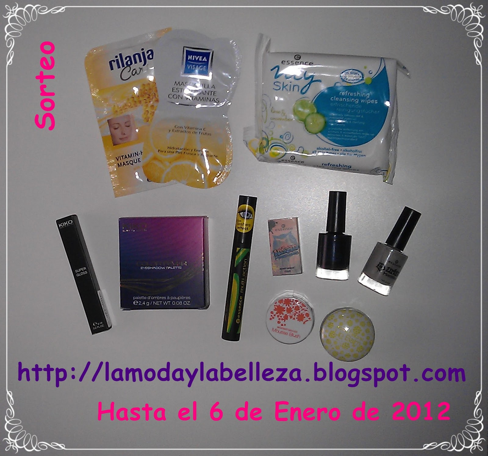 SORTEO - 06.01.12