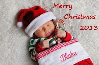 Christmas 2015 Photos Ideas for Newborn Baby