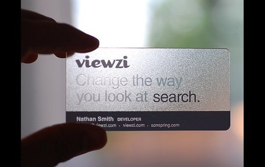 BEST 14 MOST CREATIVE BUSINESS CARDS DESIGN 14