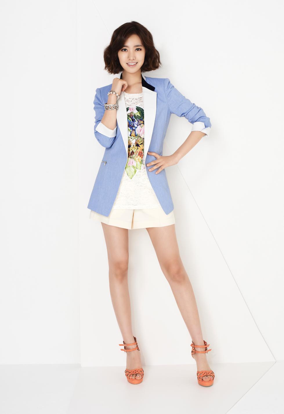 Ropa juvenil coreana verano imagui Modelos de locales de ropa