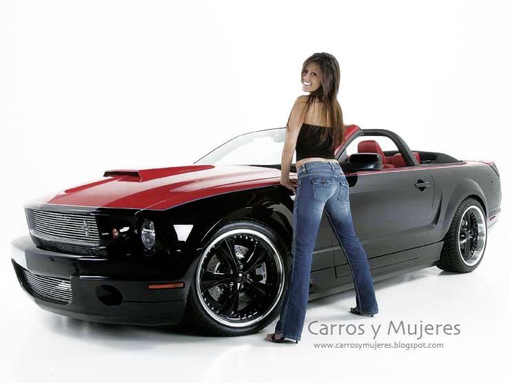 Carros Y Mujeres