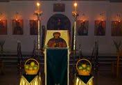 Από την Ιερά Αγρυπνία επί τη Εορτή της Αγίας Ειρήνης, Ηγουμένης της Μονής του Χρυσοβαλάντου