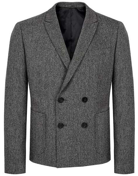 Primark online: chaqueta para hombre en gris