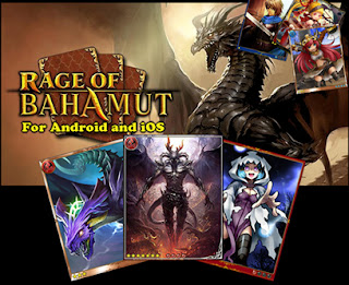 Rage of Bahamut Info