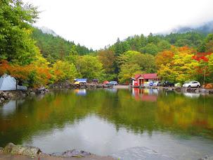 2018/10/13 鳥ノ胸山 道志