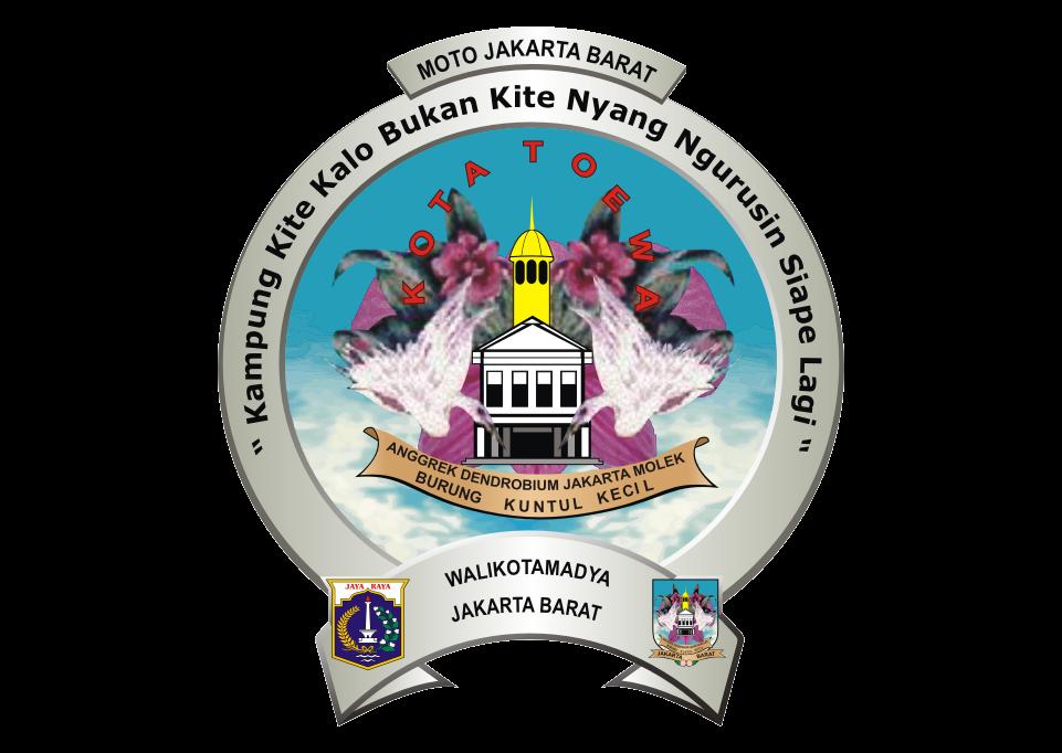 Kota Jakarta Barat Vector download free
