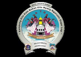 Logo Kota Jakarta Barat Vector download free