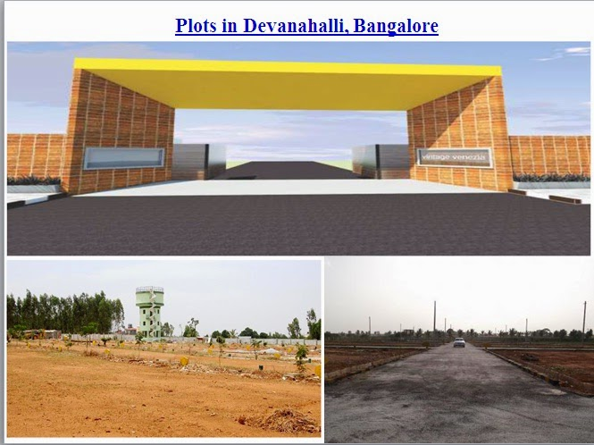 Properties in Devanahalli
