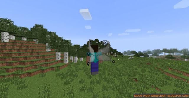 Alas de hadas en Minecraft