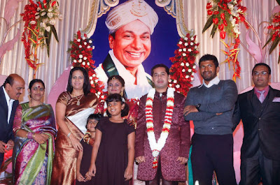 Puneeth Rajkumar Wedding Photos