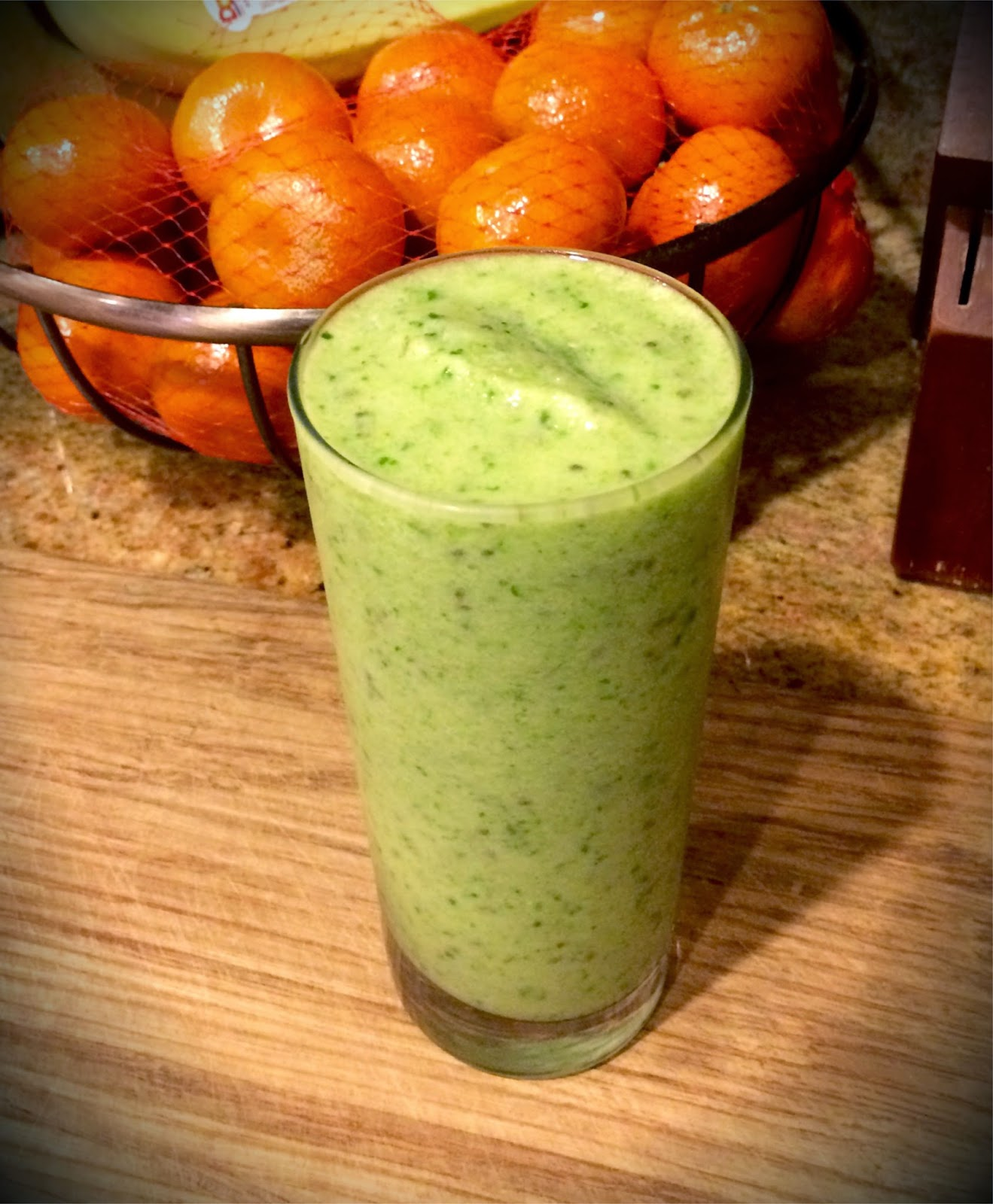 Green Power Breakfast Smoothie
