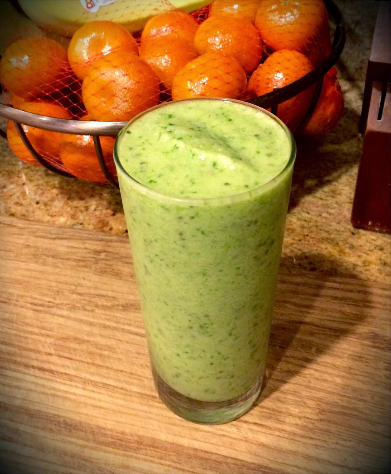 Green Power Breakfast Smoothie