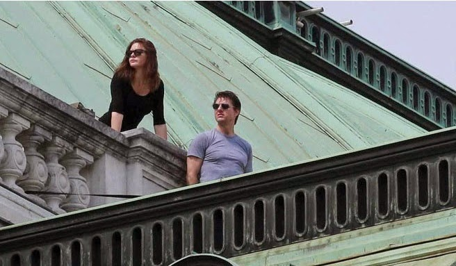 Mission impossible 5 release date