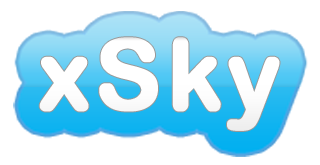 xsky - skype add on