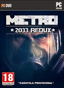 METRO 2033 PC COVER 2 Metro 2033 Redux Update 1 and 2 CODEX