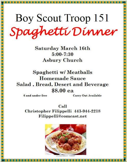 Spaghetti Dinner Fundraiser Flyer Template
