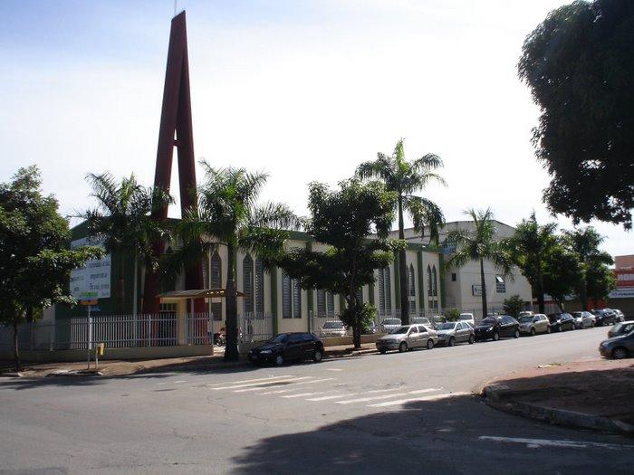 Igreja Presbiteriana  de Vila Nova