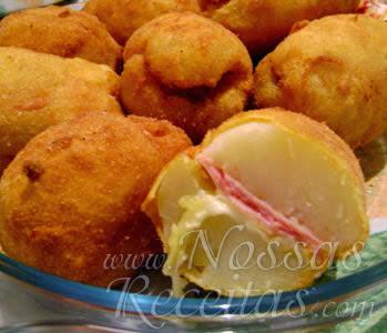 receita de Batatas Recheadas fáceis de preparar