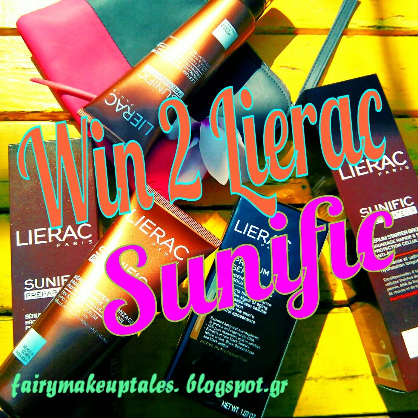 Win 2(!) Lierac Sunific Serum Starter Bronzage!