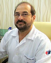 Médico oncologista, Dr. Walteilton Diniz: