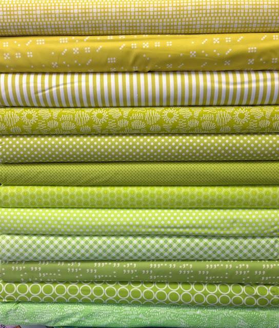 Stash Stack Club - Modern Fabrics