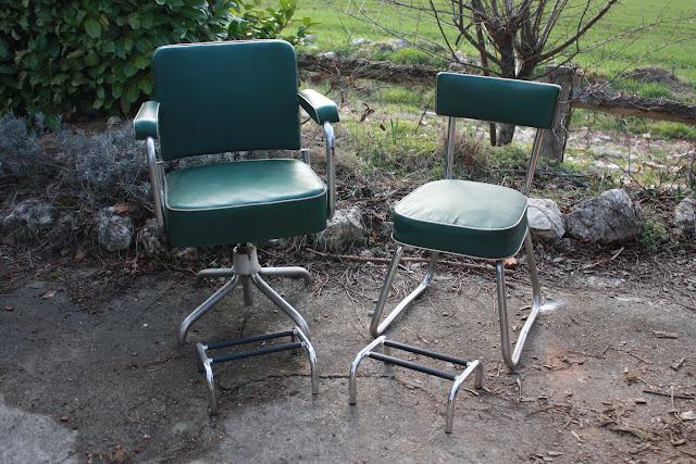 troc and broc fauteuil de coiffeur chaise pullman. Black Bedroom Furniture Sets. Home Design Ideas