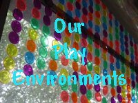 Our Play Environments
