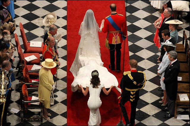 Pippa Middleton Hot Arse in tight Dress in Kate Middleton Wedding in Westminster Abbey