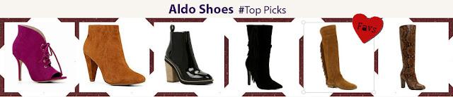 [AW2015] Aldo Shoes