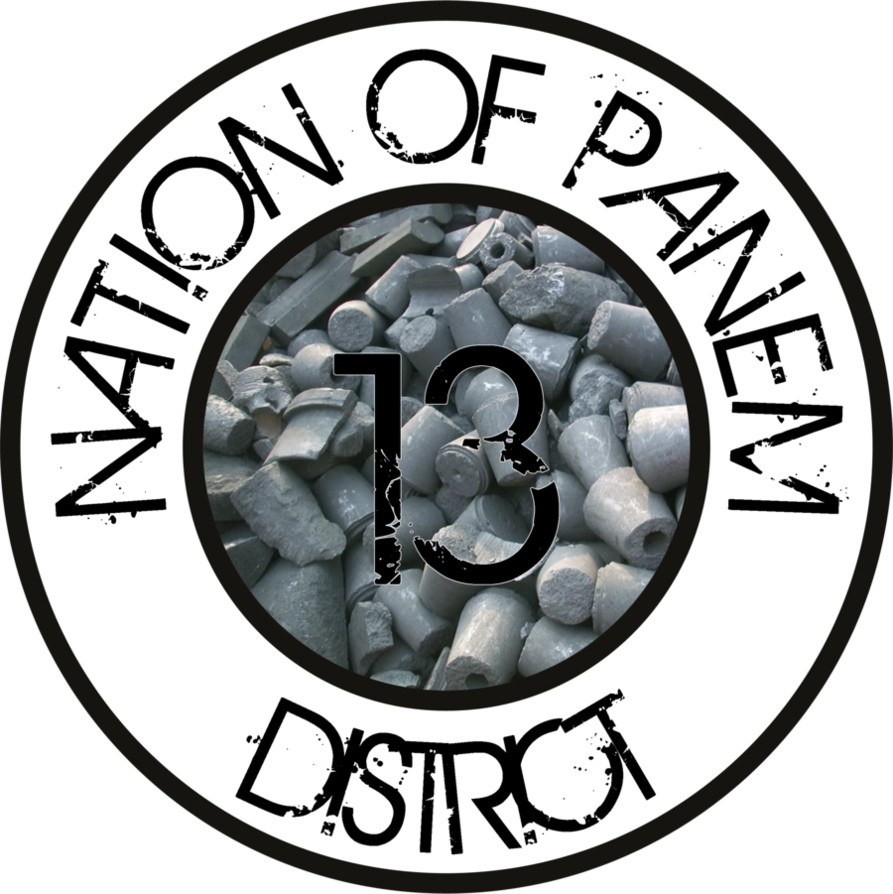 the gallery for gt hunger games district symbol
